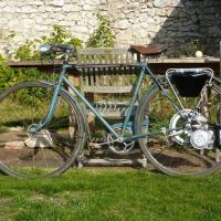 vélo à moteur VAP