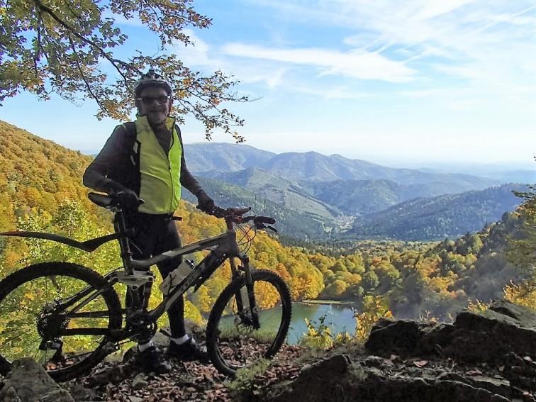 43 parcours VTT dans les Vosges