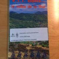 VTT  dans la vallée de la Thur