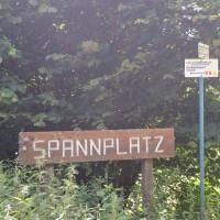 Spannplatz à VTT