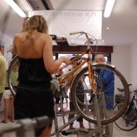 La dragounette du cyclo