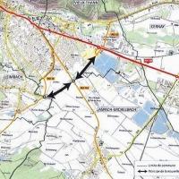 Vieux Thann: un barreau en projet