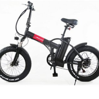 Le Mini Fat Bike selon Boulanger