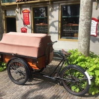 Le vélo hollandais d'antan