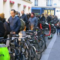 Le vélo anti-grève