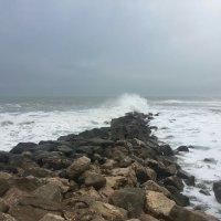 La mer à VTT