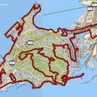 Le vélotourisme en ville