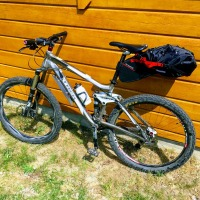 Bikepacking à VTT