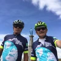 Tour du Haut-Rhin à VTT, l'histoire