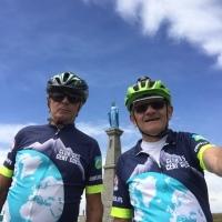 Tour du Haut-Rhin à VTT