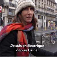 Match électrique-mécanique en ville